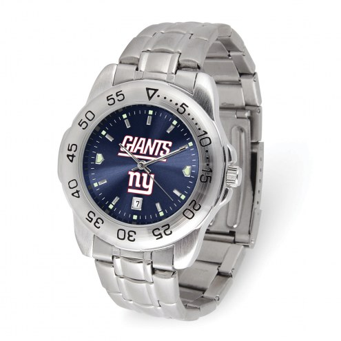 New York Giants Sport Steel Men's Watch