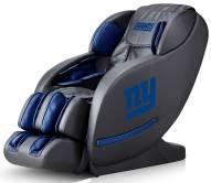 New York Giants Luxury Zero Gravity Massage Chair