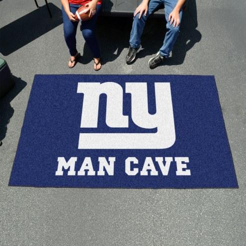 New York Giants Man Cave Ulti-Mat Rug