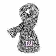 New York Giants Marled Scarf