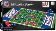 New York Giants Checkers