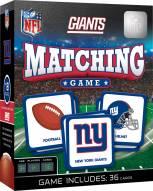 New York Giants Matching Game