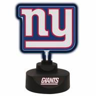 New York Giants Team Logo Neon Light