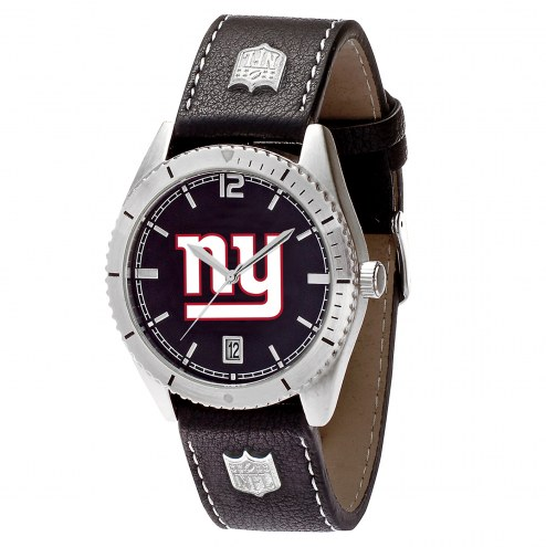 New York Giants Men's Guard Watch