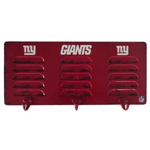 New York Giants Metal Coat Rack