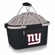 New York Giants Metro Picnic Basket