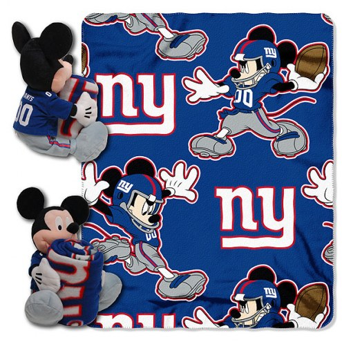New York Giants Mickey Mouse Hugger