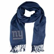 New York Giants Navy Pashi Fan Scarf