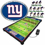New York Giants NFL Deluxe Electric Football Game