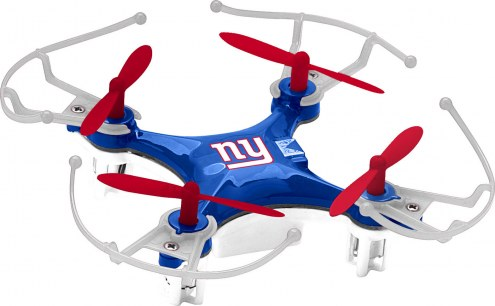 New York Giants NFL Micro Quadcopter Drone