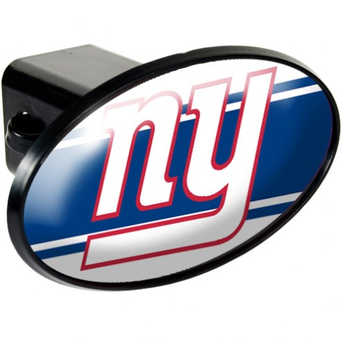 New York Giants NFL Trailer Hitch Cover