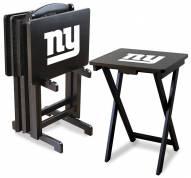 New York Giants NFL TV Trays - Set of 4