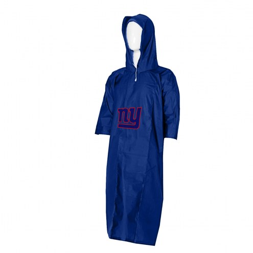 New York Giants Rain Poncho