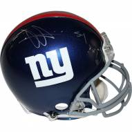 New York Giants Olivier Vernon Signed Authentic Helmet
