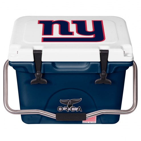 New York Giants ORCA 20 Quart Cooler