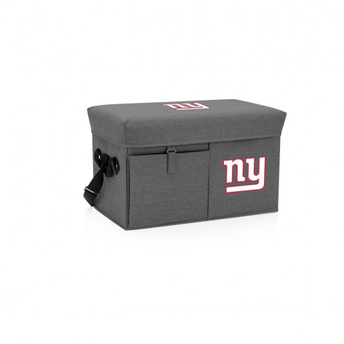New York Giants Ottoman Cooler & Seat