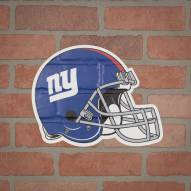 New York Giants Outdoor Helmet Graphic