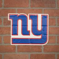 New York Giants Outdoor Logo Graphic