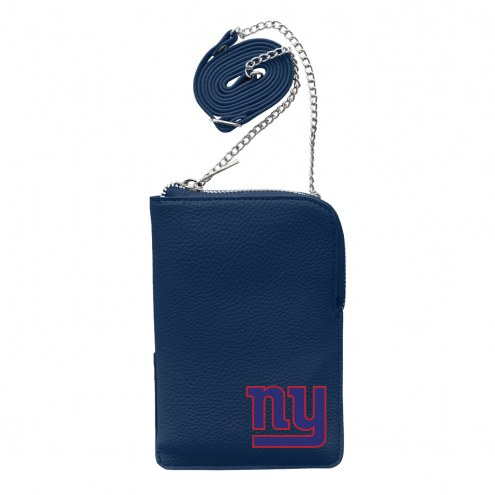 New York Giants Pebble Smart Purse