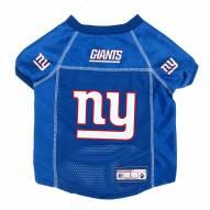 New York Giants Pet Jersey