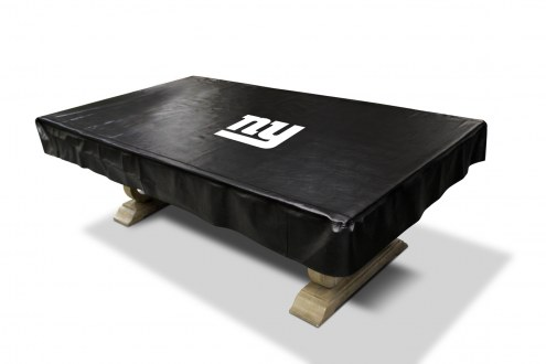 New York Giants NFL Deluxe Pool Table Cover