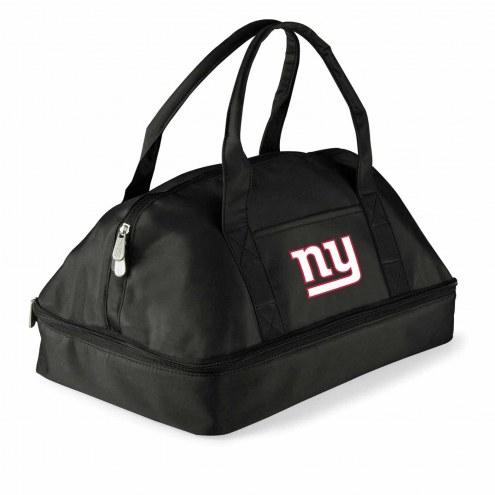 New York Giants Potluck Casserole Tote