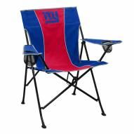 New York Giants Pregame Tailgating Chair