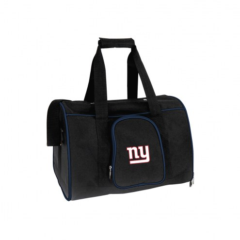 New York Giants Premium Pet Carrier Bag