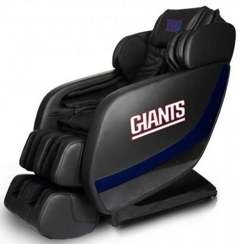 New York Giants Professional 3D Massage Chair
