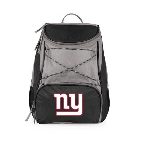 New York Giants PTX Backpack Cooler