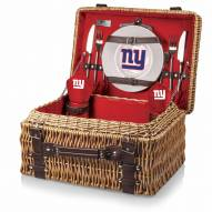 New York Giants Red Champion Picnic Basket