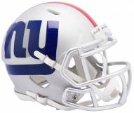 New York Giants Riddell AMP Mini Replica Helmet