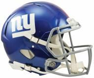 New York Giants Riddell Speed Full Size Authentic Football Helmet