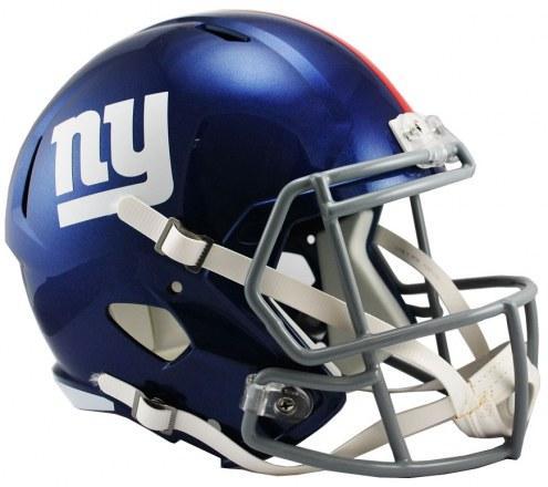 New York Giants Riddell Speed Collectible Football Helmet