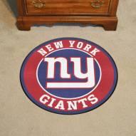 New York Giants Rounded Mat