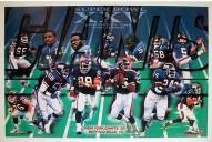 New York Giants SB25 25x37 Poster