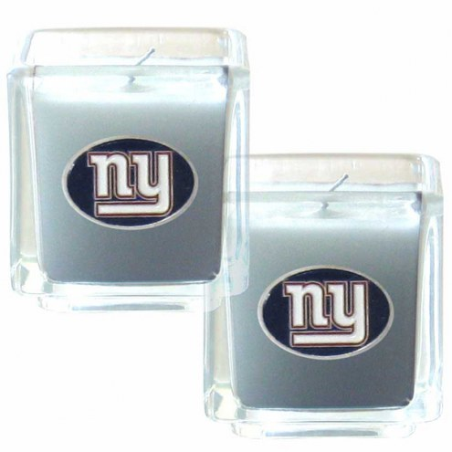 New York Giants Scented Candle Set