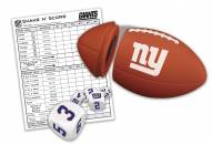 New York Giants Shake N' Score Travel Dice Game