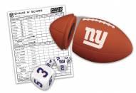 New York Giants Shake N' Score Travel Dice Game