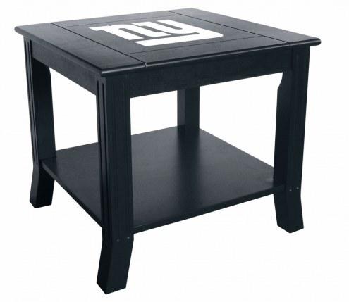 New York Giants Side Table