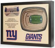 New York Giants 25-Layer StadiumViews 3D Wall Art