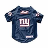 New York Giants Stretch Dog Jersey