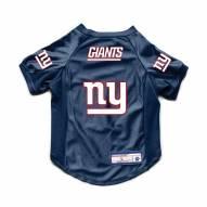 New York Giants Stretch Dog Jersey