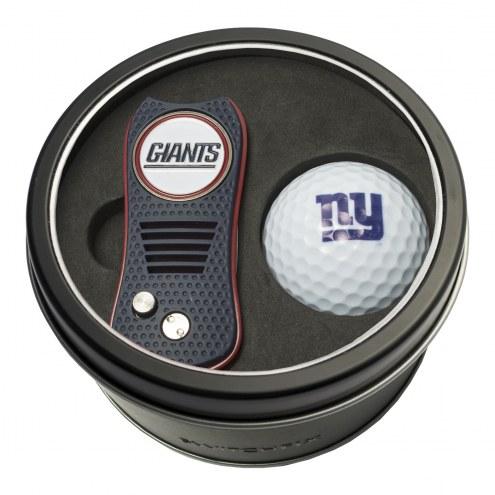 New York Giants Switchfix Golf Divot Tool & Ball