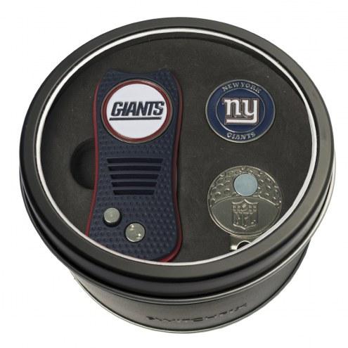New York Giants Switchfix Golf Divot Tool, Hat Clip, & Ball Marker
