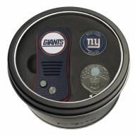 New York Giants Switchfix Golf Divot Tool, Hat Clip, & Ball Marker