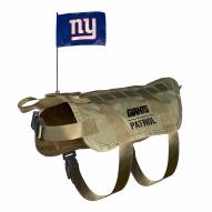 New York Giants Tactical Pet Vest