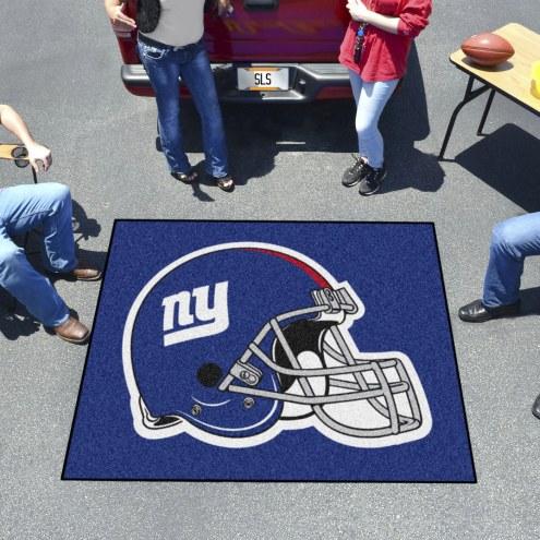 New York Giants Tailgate Mat