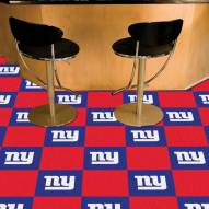 New York Giants Team Carpet Tiles