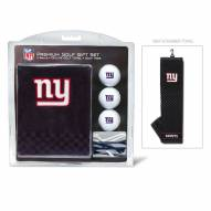 New York Giants Golf Gift Set